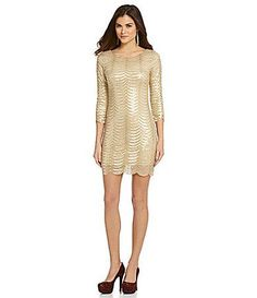 Gianni Bini Gatsby Dress #Dillards