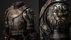 theoriel: Joffrey's armor