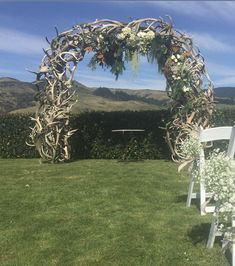 Hawkes Bay florist and art photographer Kerin Greville creating floral gorgeousness and magic for wild and whimsical weddings and other special occasions. Everything Is Possible, Whimsical Wedding, Flower Wall, Funeral, Beautiful Flowers, Wedding Flowers, Arch, Dreaming Of You, Longbow
