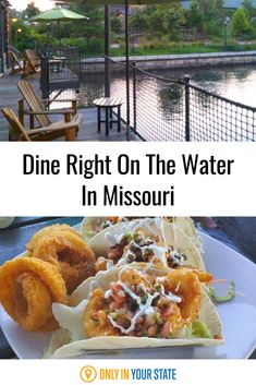 This gorgeous and charming restaurant on the water is the perfect night out for locals or tourists. White River Fish House in Missouri offers everything you could want and need in a dining experience – good food, sensational views, and a friendly staff. Trout Almondine, Salt And Pepper Calamari, Brown Sugar Glazed Salmon, Grilled Trout, River Fish, Waterfront Restaurant, Fish House, Bbq Ribs, Fish And Chips