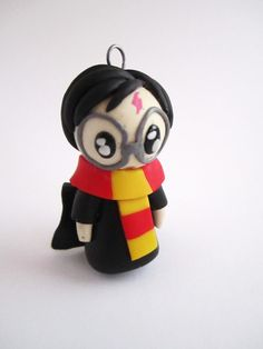 chibi harry potter clay polymer fimo