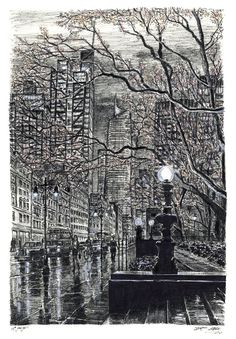 London Metropolis (Limited Edition prints of - drawings and paintings by Stephen Wiltshire MBE Amazing Drawings, Cool Drawings, Amazing Art, Stephen Wiltshire, Autistic Artist, Tinta China, High Art, Urban Sketching, Cool Art