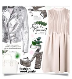 """On the Scene: NYFW After Parties"" by dolly-valkyrie ❤ liked on Polyvore featuring Dsquared2, Valentino, Tom Ford, Givenchy and afterparty"