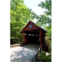 Campbell's Covered Bridge- Landrum, SC - Attraction - in South Carolina