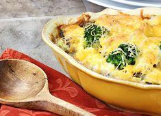 Wat wel zo is, is dat de broccoli super gezond is. In dit recept is de broccoli het hoofdingrediënt van deze overheerlijke ovenschotel.