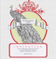 Designer Bell'Invito collection - EventKingdom