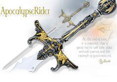 NobleWares Image of Apocalypse Rider Sword model 603 by Marto of Spain