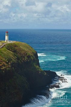 ✯ Kilauea Point Lighthouse