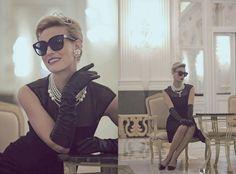 My Grace Kelly. Grace Kelly, Prague, Retro Fashion, Sunglasses, Sunnies, Shades, Fashion Vintage, Eyeglasses, Glasses