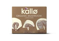 Organic Mushroom stock cubes