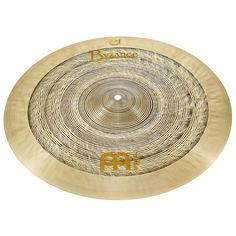Meinl Byzance Jazz Tradition Light Crash 18 in. Chicago Shopping, Traditional Lighting, Drums, Jazz, Decorative Plates, Decay, Beats, Bow, Vintage