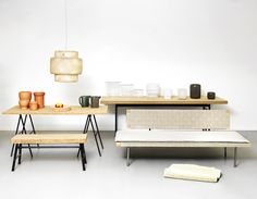 """Ikea announces 30 new pieces for their """"Stockholm"""" collection available worldwide from August 2015"""