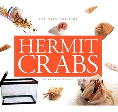 Hermit Crabs (Pet Care for Kids) « Library User Group-for Wyatt our st. Francis!