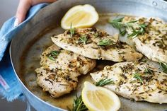 This classic chicken dish is bursting with flavour. It's a great
