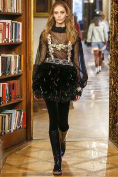 Chanel metiers d'art Paris-Salzburg