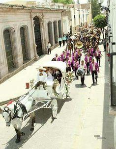 Boda en Zacatecas.