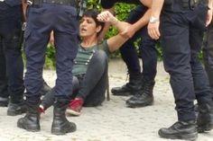 Attorneys Staging Protest for Gülmen, Özakça Detained