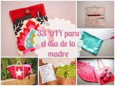 Sara's Code: Blog de Costura + DIY: 33 DIY para el día de la madre