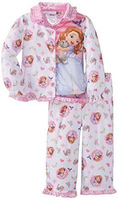 Sofia the First Girl's 2-6X Toddler Princess Hugs Coat Pajama Set, White, 2T Disney http://www.amazon.com/dp/B00LAF15N0/ref=cm_sw_r_pi_dp_h8Wuwb0GHAE4C