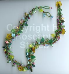 Roseann Straub's Spring Berries (Beads)