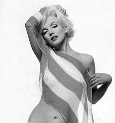Public reality lovely nude marilyn monroe
