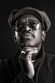 """Fab 5 Freddy (born Fred Brathwaite), American hip-hop pioneer, visual artist & film maker. He was the 1st host of the ground breaking, first international hip-hop music video show, Yo! MTV Raps. He bridged NY uptown graffiti & early rap scene with downtown art & punk music scenes. He helped produce Wildstyle, the 1st film to illustrate hip-hop culture, linking for the 1st time, break dancing, rapping, DJing & graffiti together. Debbie Harry of Blondie immortalized him with her """"Fab 5 Freddy…"""