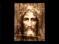 Shroud of Turin enhanced face