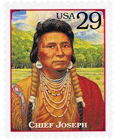 1994 29c Chief Joseph,single