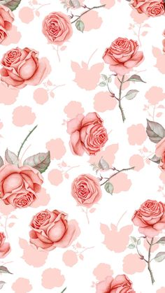 57 ideas for flowers pink wallpaper backgrounds wall papers Pink Wallpaper Backgrounds, Pink Wallpaper Iphone, Flower Backgrounds, Flower Wallpaper, Pattern Wallpaper, Cute Wallpapers, Desktop Wallpapers, Mobile Wallpaper Android, Floral Wallpapers