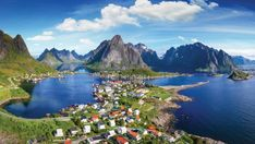 Lofoten Islands Norway, Arctic Circle, Go Hiking, Going Fishing, Cool Countries, Famous Places, Digital Nomad, Adventure Awaits, Far Away