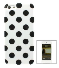 Polka Dot iPhone Case.