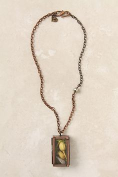 Shadowbox Travels Necklace - anthropologie.com