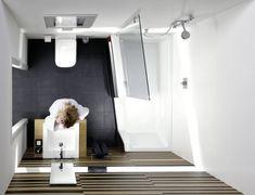 Łazienka na wysoki połysk