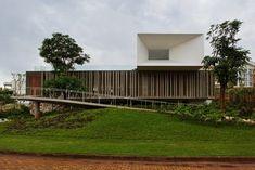 Piracicaba House, Piracicaba, 2009 - Isay Weinfeld
