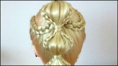 Bubble Braid Hairstyles / Hair Tutorial / HairGlamour