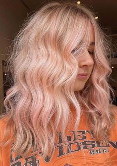 Perfect Pale Pink Hair Color Trends to Show Off in 2020