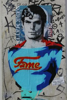 Fame Street Art (Cheshire Street, London, UK)