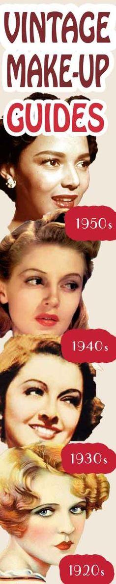Girls who wear Glasses – Vintage advice.   Glamourdaze