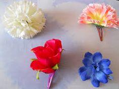 tutorial flores de tela -