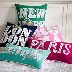 34 Delightful Decorative Pillows For Teenage Girls Images Little