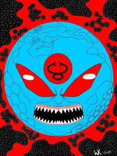 ego the living planet/mumm-ra