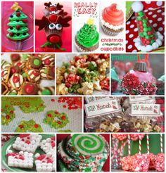 Create and Share - Christmas Sweets & Treats - Happy-Go-Lucky