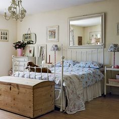 french country bedrooms | french country bedroom ideas – country bedroom designs with metal ...