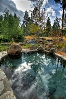 Sierra Hot Springs. My favorite place to go post Burning Man, or any time for that matter. Further from the city (3.5 hrs) but worth it! Sierra Hot Springs is a non-profit retreat and  workshop center located at the cusp of an enchanted forest and a beautiful alpine valley.