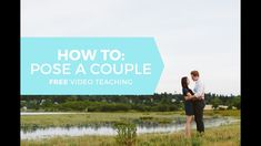 How to Pose a Couple Naturally at an Engagement Session