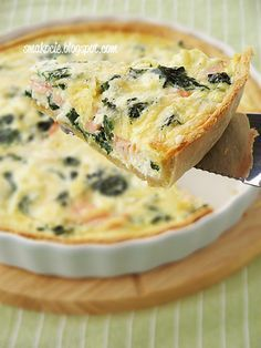 Brunch Recipes, Appetizer Recipes, Appetizers, Diy Food, My Favorite Food, Food Photo, Quiche, Easy Meals, Food And Drink