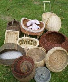 baskets... I WANT ALL!!