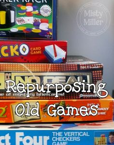 Repurposing Old Games for the classroom