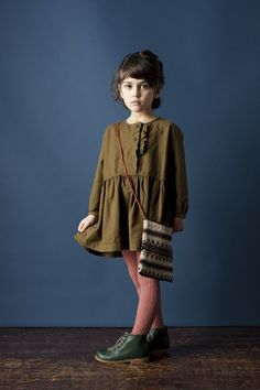 Caramel Baby & Child AW14 GIRL LOOK 14