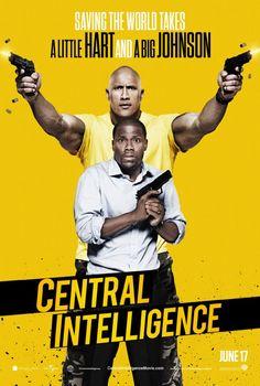 Central Intelligence - Merkezi İstihbarat / dwayne Johnson'ın ve ünlü komedyen Kevin Hart'ın oynadığı film müthiş eğlence ve aksiyon dolu
